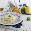 risotto con limone e spigola