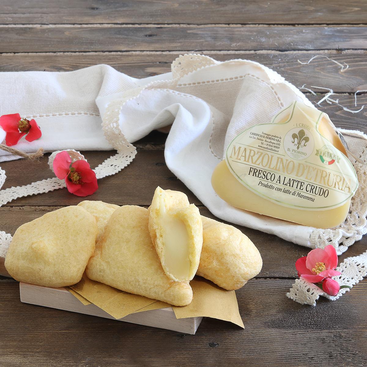 formaggio fritto
