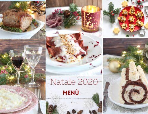 Il menù di Natale