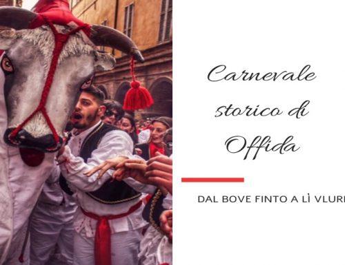 Il Carnevale Storico di Offida – Dal Bove Finto a Li Vlurd