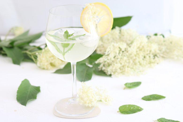 Hugo Cocktail al sambuco