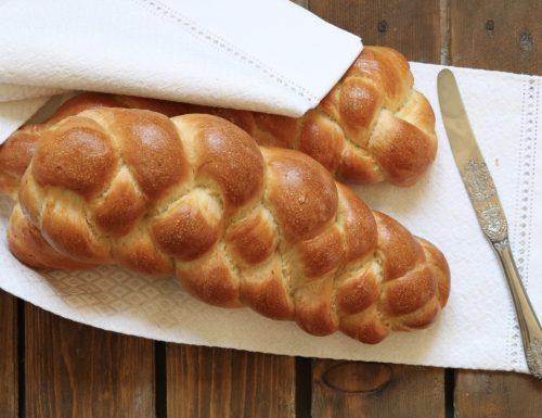 Challah-Pane ebraico del Sabato