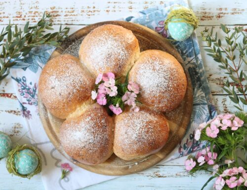 Pane all'anice di Pasqua