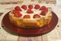 Torta morbida alla marmellata senza glutine