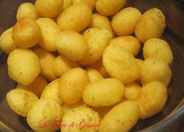 Le patate GNOCCHE – patate di gnocchi