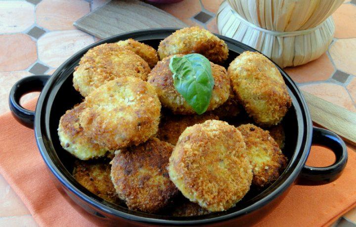 Polpette di melanzane e pollo – Ricetta anche Bimby