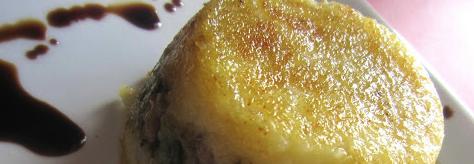 Mini timballi di patate ripieni di salsiccia e broccoli