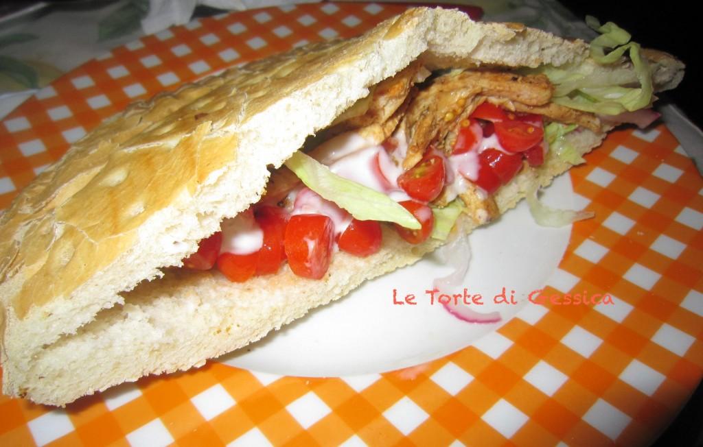kebab fatto in casa
