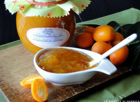 Marmellata di Kumquat – Mandarini Cinesi  Con Bimby e senza