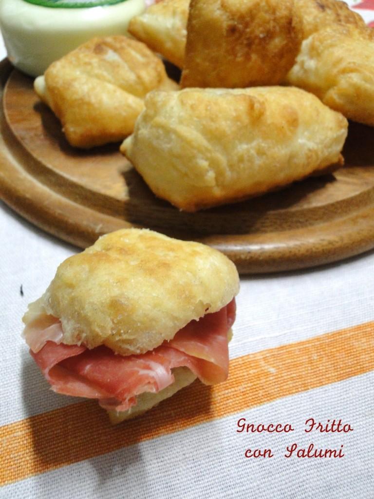 gnocco fritto salumi 2