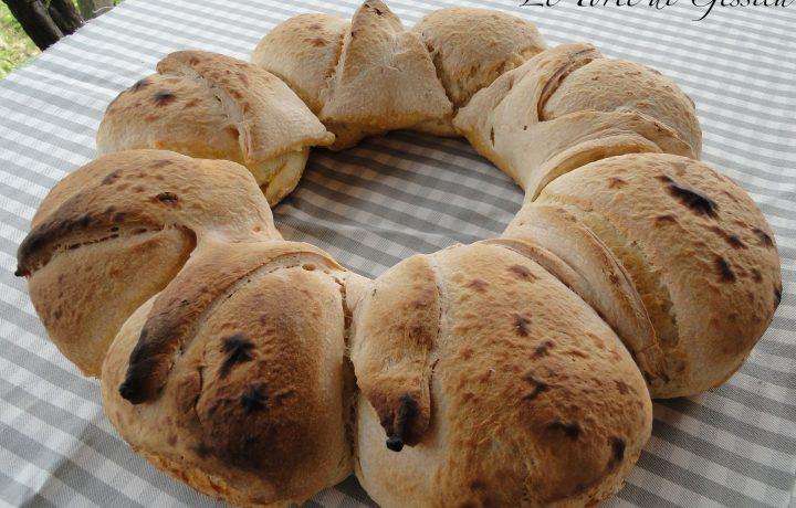 Ciambella di pane Fiore – con lievito madre