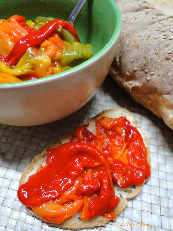 Peperoni arrosto cotti al microonde cottura veloce le for Cottura microonde