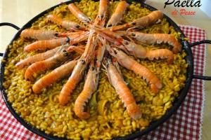 Paella di pesce – De Marisco