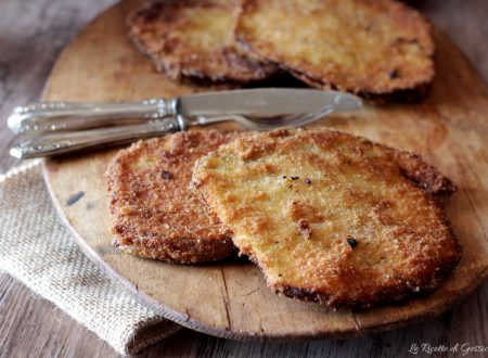 Cotolette di Melanzane – Fritte o cotte al forno, ricetta anche Bimby