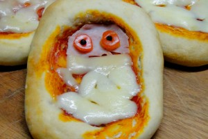 Pizzette Mummia – Ricette di Halloween