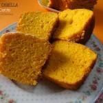 Torta Camilla alle carote - Ricetta con e senza Bimby