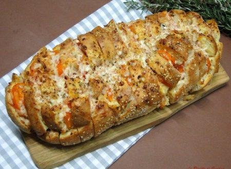 Pane condito al forno – Ricetta con e senza Bimby