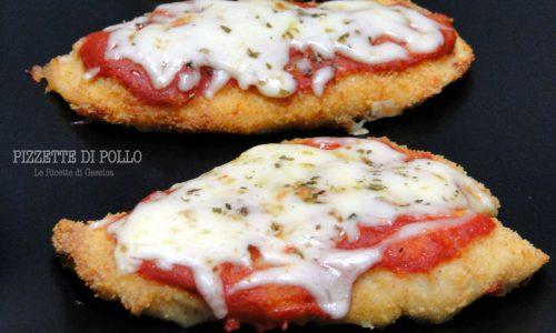 Cotolette di pollo alla pizzaiola cotte al forno - Anche Bimby