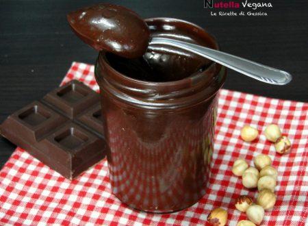 Crema spalmabile al cioccolato vegana – Bimby