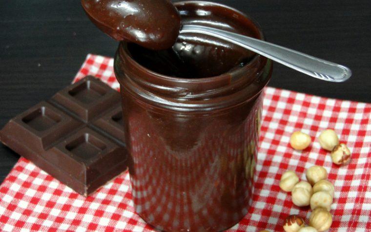 Crema spalmabile al cioccolato vegana - Bimby