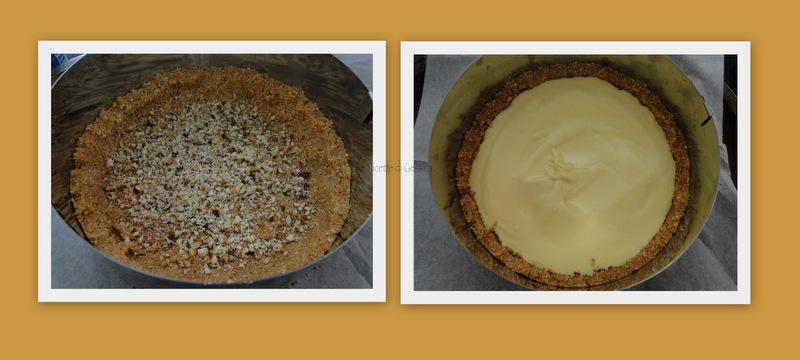 cheesecake cotta alla nutella bimby