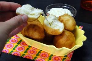 Palline di Pane fritto Filanti – Ricetta con e senza Bimby