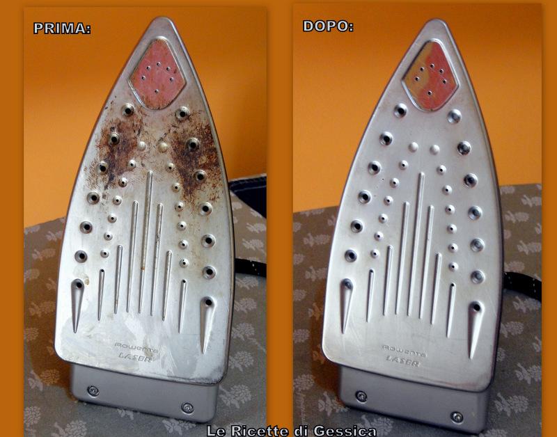 Trucco per pulire il ferro da stiro con limone e aceto - Pulizia piastrelle dopo posa aceto ...