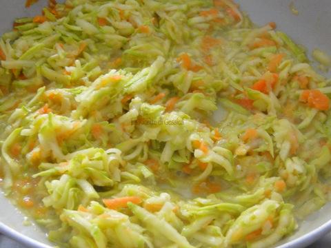 trofie verdure cremose