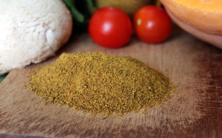 Dado Vegetale granulare fatto in casa – Con e senza Bimby