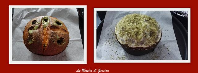 farcitura panettone pistacchio bimby
