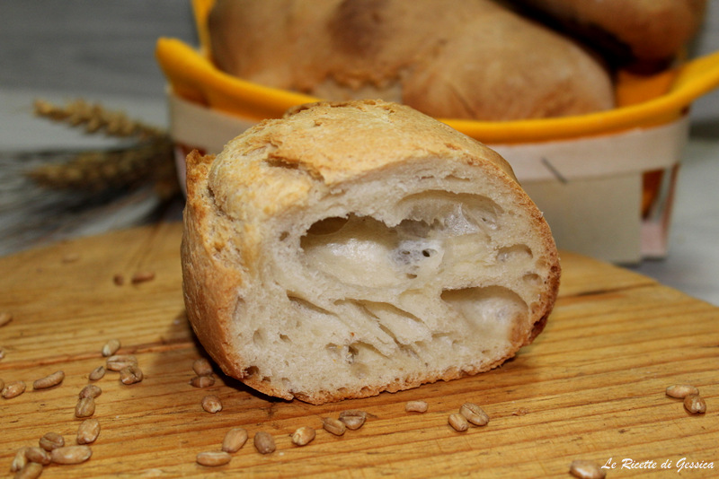 Farina di manitoba ricette bimby