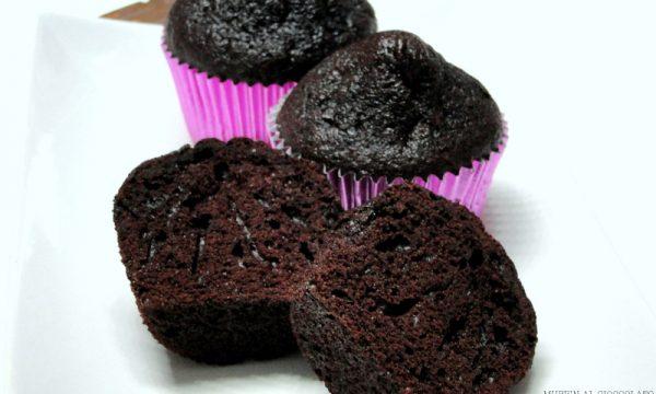 Muffin al cioccolato tipo Starbucks – Anche Bimby