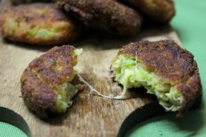 Polpette di Zucchine e Galbanino – Ricetta anche Bimby