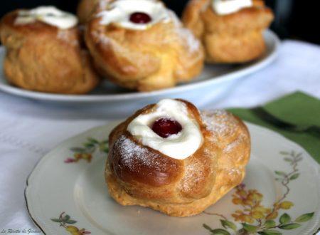 Zeppole di San Giuseppe al forno o fritte – Anche Bimby