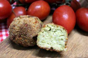 Polpette di pollo e asparagi al forno – anche Bimby