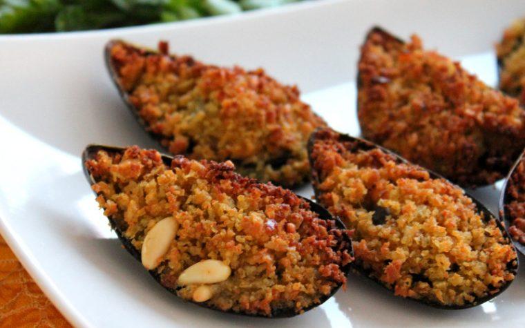 Cozze gratinate alla siciliana – Anche Bimby