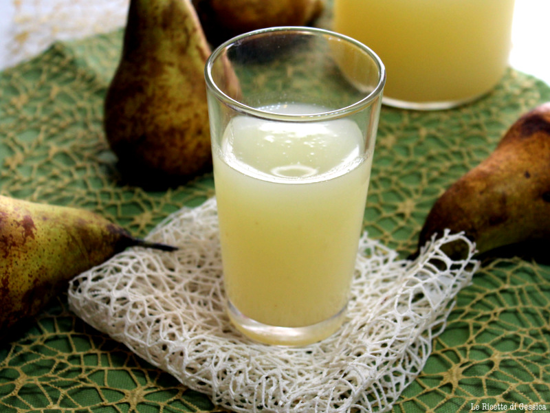 Ricerca ricette con succo di frutta alle pere for Succhi di frutta fatti in casa