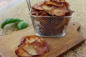 Chips di melanzane – Ricetta facile