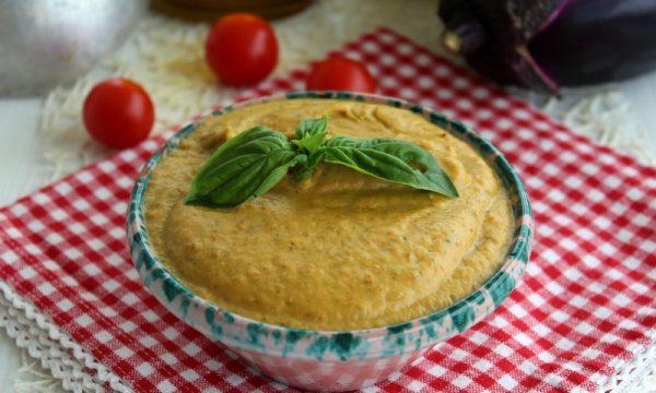 Pesto di melanzane – Sugo per la pasta, anche Bimby