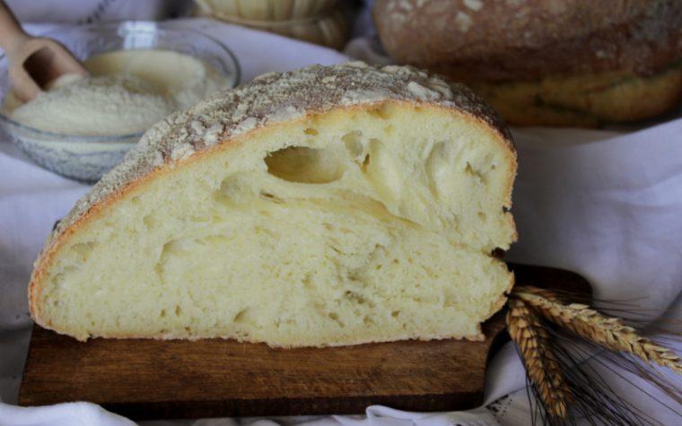 Pane di semola – Con e senza Lievito madre