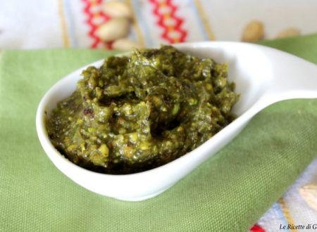 Pesto di Pistacchio – Ricetta anche Bimby