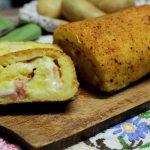 Rotolo di patate filante - Ricetta facile