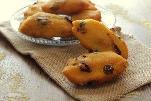 Frittelle di Santa Lucia con farina di mais – Ricetta Siciliana
