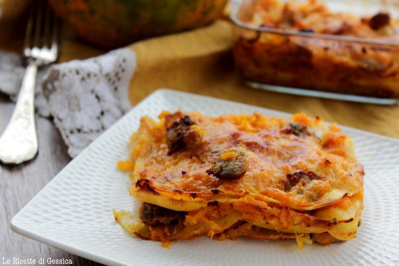 Ricetta pasta pasticciata al forno senza besciamella