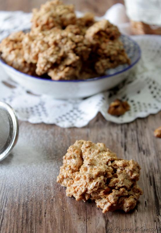 Brutti ma buoni alle noci - Biscotti facili