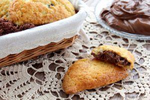 Biscotti ripieni di Nutella – anche Bimby