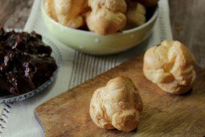 Ricetta Bignè – Anche Bimby Pasta Choux