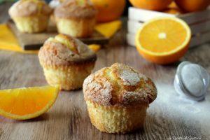 Muffin all'arancia – Anche Bimby