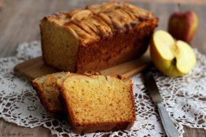 Plumcake alle mele – Anche Bimby