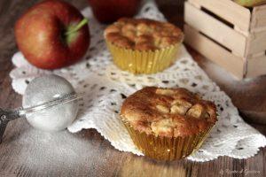 Tortine di mele – Ricetta anche Bimby